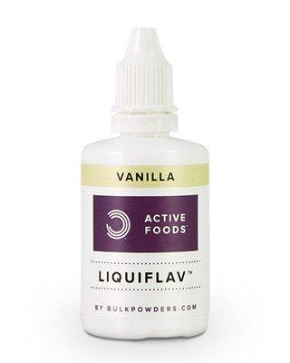 LiquiFlav™ von BULK POWDERS™ ist das eindrucksvolle Aromatisierungssystem und Süßstoff in einem – und das völlig ohne Fett