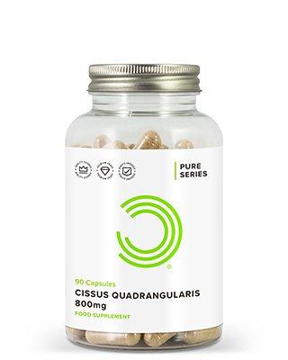 Cissus Quadrangularis Kapselnsind exklusiv bei BULK POWDERS™ erhältlich. Wir arbeiten direkt mit dem Hersteller zusammen