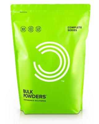 BULK POWDERS™ Complete Veganmix ist eine exklusive Formulierung aus einer Mischung hochwertigster veganer Proteinquellen. Erbsenprotein-Isolat