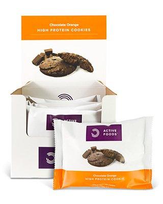 Protein-Cookies von BULK POWDERS™ schaffen das scheinbar Unmögliche