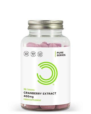 BULK POWDERS™ Cranberry-Tabletten sind die wirksamsten Tabletten dieser Art