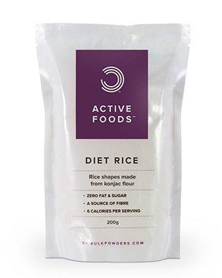 WAS IST DIÄT REIS?BULK POWDERS® Diät Reis wurde speziell für eine kalorienarme