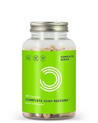 Complete Gelenkerholung gibt es bei BULK POWDERS™ und ist eine Nahrungsergänzung für gesunde Gelenke und um diese zu unterstützen. Sie wurde speziell für hart trainierende Sportler