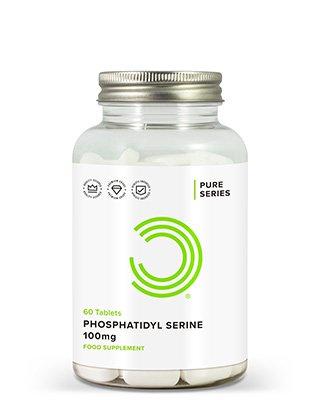 BULK POWDERS™ Phosphatidyl Serin Tabletten enthalten leistungsstarke 100 mg des hochwertigsten auf dem Markt erhältlichen Phosphatidyl Serins.Phosphatidyl Serin hat zahlreiche gesundheitsförderndeals auch leistungssteigerndeVorteile. Das Präparat wird gerne zur Unterstützung derkognitiven Fähigkeiten eingesetzt.Was seine leistungssteigernden Eigenschaften betrifft