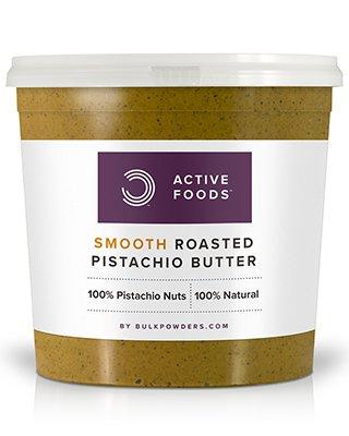 Active Foods™ Pistazienbutter besteht ausschließlich aus 100 % natürlicher