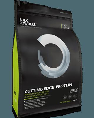 CUTTING EDGE™ Proteinist eineProteinnahrungsergänzung mit einer speziell entwickelten Formel zur zum Aufbau von magerer Muskelmasse. Nach demselben Prinzip wie unser hochwertiges CUTTING EDGE™ soll auch CUTTING EDGE™ Proteindurch die besondere Zusammensetzung der Inhaltsstoffedie Bildung von magerer Muskelmasseanregen. Das Proteinpräparatwird nicht als Kapsel