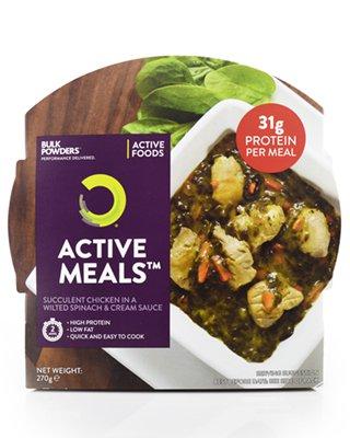 BeschreibungBULK POWDERS™ Active Mahlzeiten™ bieten Ihnen praktische