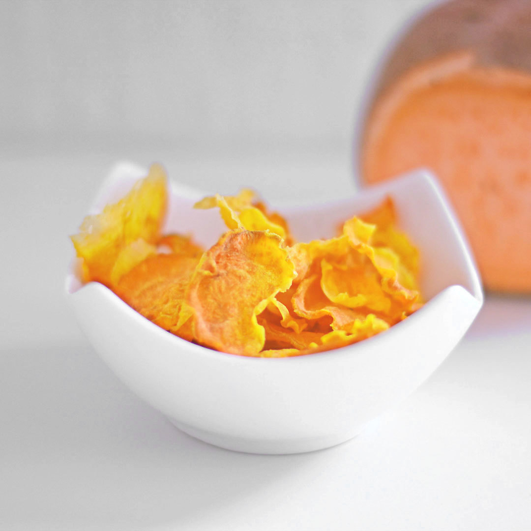 Read more about the article Süßkartoffelchips – gesund und lecker!
