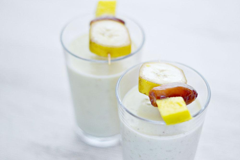 Mango-Kokos-Smoothie
