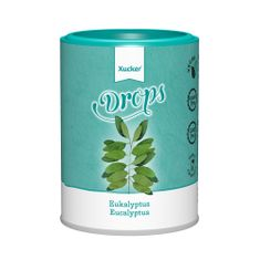 Der Kräftige für die Erkältungszeit Zuckerfreie Zahnpflegebonbons mit Süßungsmittel Xylit und natürlichem Eukalyptusaroma mit Süßungsmittel Xylit