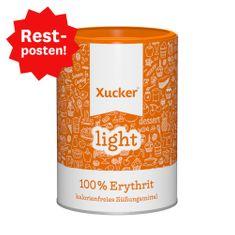 Tafelsüße auf derGrundlage von Erythrit:für Lebensmittel