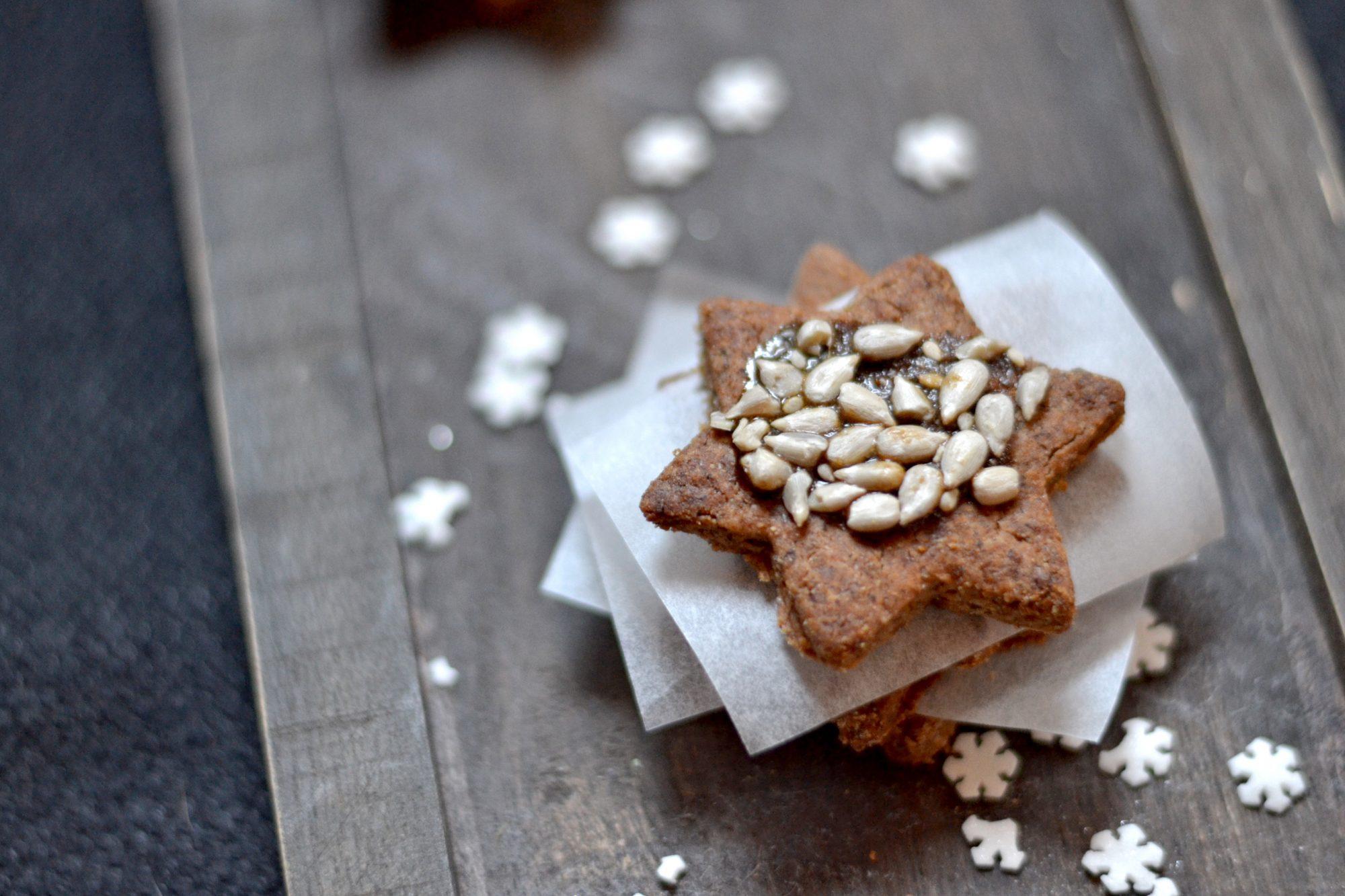 Read more about the article Gesunde Weihnachtsbäckerei- vegan, glutenfrei, laktosefrei