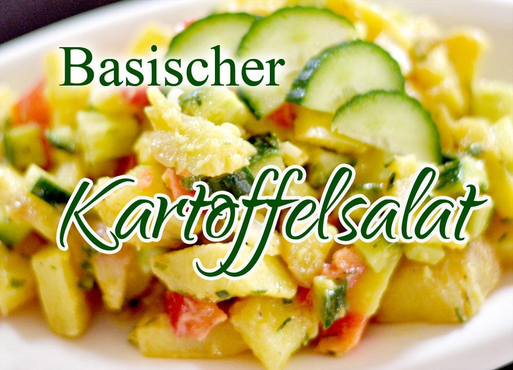 basischer Kartoffelsalat