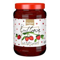 Fruchtig-leckerer Genuss mit 80% Fruchtanteil Erdbeer-Fruchtaufstrich:mit Süßungsmittel Xylit (aus Finnland). Versandgewicht:0