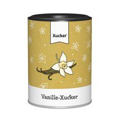 Xylit mit gemahlener Bourbon-Vanillemit Süßungsmittel Xylit und 20% Bourbon-Vanillepulver Versandgewicht: 0